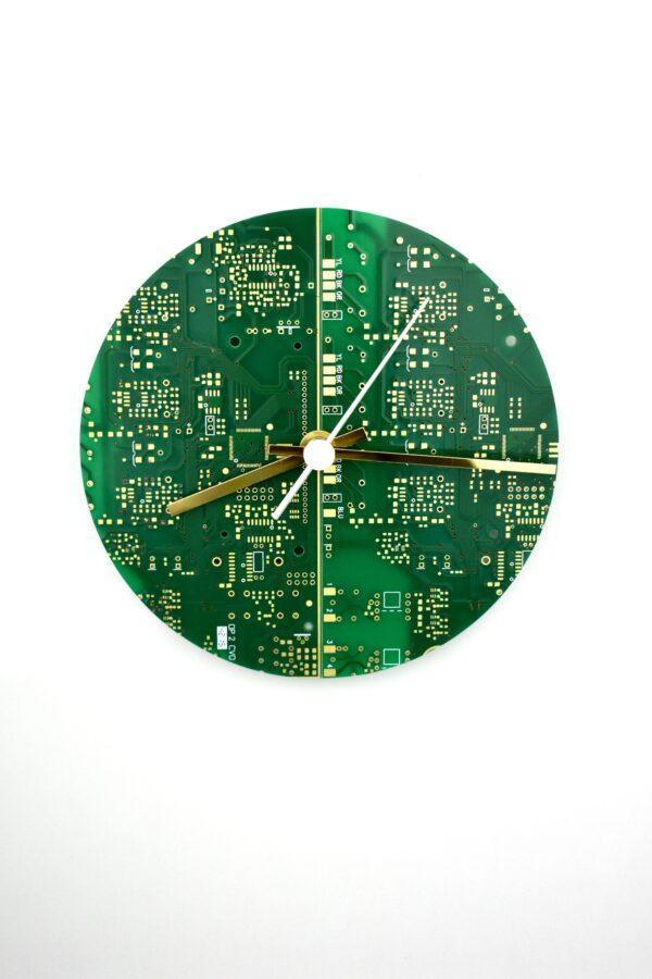 Circuit Board Clock - Std