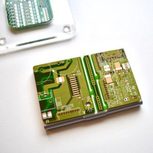 Circuit Board Card Holder