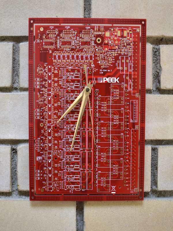 Red Clock Hero