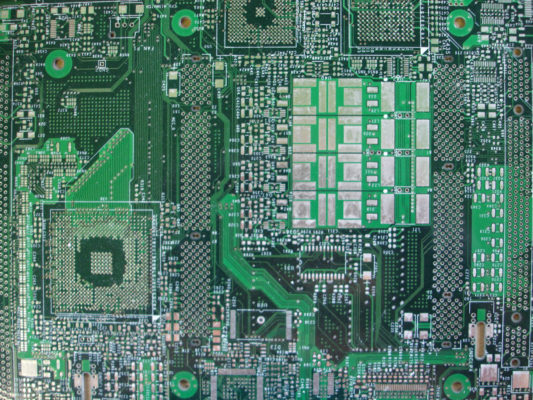 Circuit Board Surface