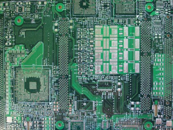 Circuit Board Surface
