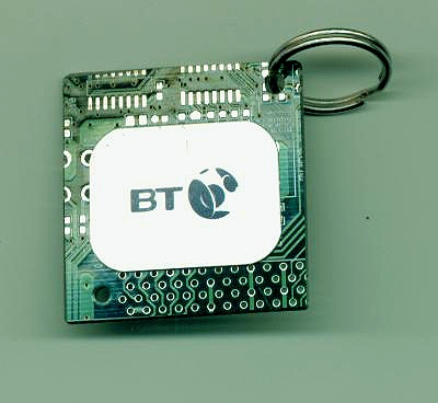 BT Key Ring
