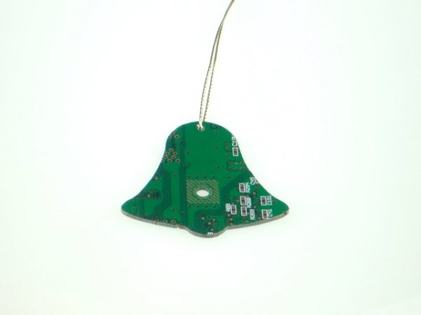Circuit Board Bell Green