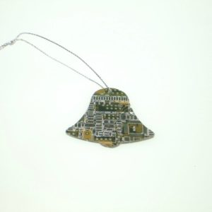 Circuit Board Gold Bell