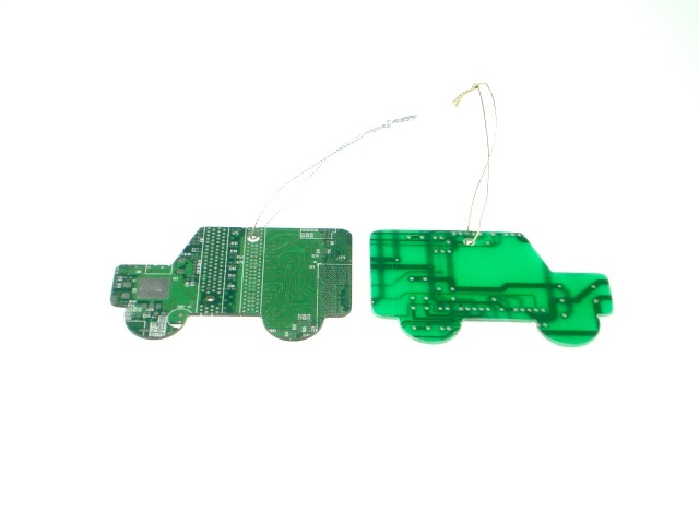 Circuit Board Landrover Group