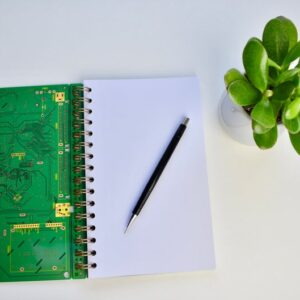 A5 Notebook - Open 2